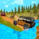 オフロード 危険な ジープ ドライブ Vector3 Solutions