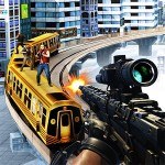 Sin City Train Sniper 3D Awesome Action Games