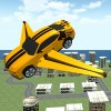 Flying Muscle Transformer Car FoxyGames