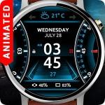 SmartDrive Watch Face RichFace