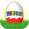 Surprise Eggs Factory Lemon Kids Games