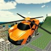 Flying Rescue Helicopter Car FoxyGames