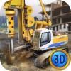City Construction Trucks Sim Game Mavericks