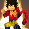 Saiyan Mod for Minecraft HopeCorp.