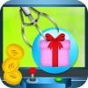 ATMと賞金ゲーム NetApps