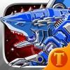 Toy Robot War:Robot Shark acool