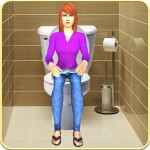 Emergency Toilet Simulator Pro FireRain Interactive