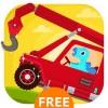 Dinosaur Rescue: Trucks Yateland Kids Games