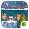 Keyboard Sticker Christmas Fun Best Design Keyboard