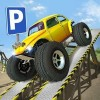 Obstacle Course Car Parking AidemMedia