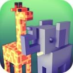 動物園ゲーム:動物の世界 Crafting And Building Games For GirlsAdventure