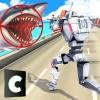 シャークハンター警察ロボット Confun GameStudio