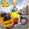Garbage Bicycle Kids Rider 3D GamyInteractive