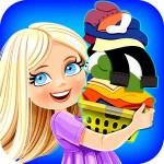 Kids Ironing & Laundry Cleanup Kiddle Fiddle
