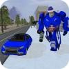 Winter Robot Rise Naxeex Corp