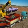 モンスターカークラッシャークレーン2k17 Wacky Studios -Parking, Racing & Talking3D Games
