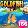 Goldfish Rescue 166-Android Best Escape Game