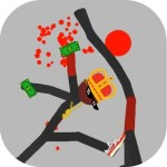 Stickman Backflip Madness 2 BeatenPixel