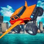 飛行モンスタートラックの伝説3d GPGames Studio