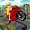 Kids MotorBike Roof Top Stunts KidRoider