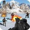 雪 山 軍 スナイパー 戦争 Zee Vision Games