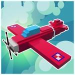 スクエアエア:飛行機シミュレーター Crafting And Building Games For GirlsAdventure