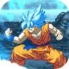 Ultimate MUGEN saiyan battle Skouza.Animation