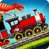 Dinosaur Park Train Race Tiny Lab Productions