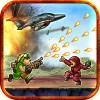 シューティングゲーム Metal Contra War Soldier