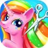 Rainbow Pony Makeover BearHug Media Inc