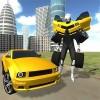 高度な筋肉ロボットの車シミュレータ無料 FoxyGames