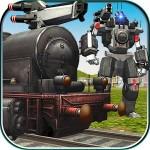 ユーロ 列車 ロボット 変換する Raydiex – 3D Games Master