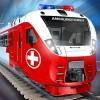 電車のドライブ:医学部ゲーム TrainDepo