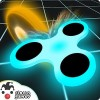 Fisp.io Spinz Master of Fidget Spinner Clown Games