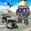 警察 車 トランス ロボット ウォーズ Evolution Game: 3D Simulator