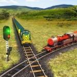 インドトレインレーシングゲーム3D – マルチプレイヤー Tap – Free Games