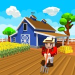 Blocky Farm Worker Simulator SabloGames