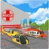 ヘリコプターの救助、海の嵐 ZactStudio Games