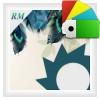 Flofeathrs – theme Xperia™ RMdesigns