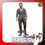 Mad City The Whizz Boy (With Trucks missions) ZULU