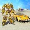 リアル 鋼 ロボット 車 トランス 戦争 Evolution Game: 3D Simulator