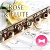 エレガント壁紙アイコン Rose & Flute 無料 +HOME by Ateam