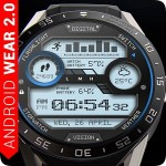 Digital Vision Watch Face RichFace