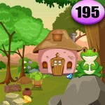 Frog Rescue From The Rock Best Escape Game 195 BestEscape Game