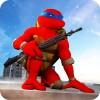 妙な突然の忍者十代のカメの戦士 PlayCraft Studios