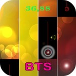 BTS Piano Tiles 2017 Swaremo