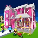 人形の家のデザインと装飾:女の子の家ゲーム SabloGames