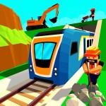 都市地下鉄ビルド&ライド:鉄道クラフトトレインゲーム SabloGames