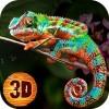 Chameleon Simulator 3D WonderAnimals