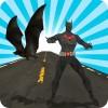 Multi Bat Hero vs city police AJGAMING